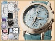 Часы женские из серебра