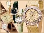 Часы женские из золота
