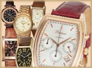 Часы мужские из золота