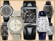 Часы мужские из серебра